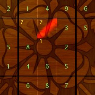 Sudoku wrong 7